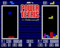 PowerTetris screenshot